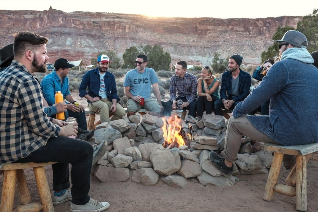 find your tribe, Counseling Recreational
